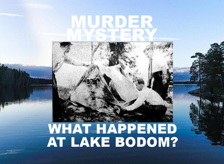 MURDER MYSTERY: The Real Children of Bodom