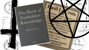 The Most Dangerous Book in the World: By super Occultist Basil Le Croix