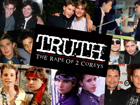 Corey Feldman: His Truth, His Way