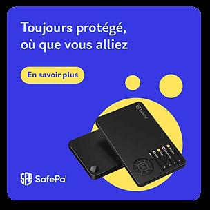 Portefeuilles SafePal par Second Chance