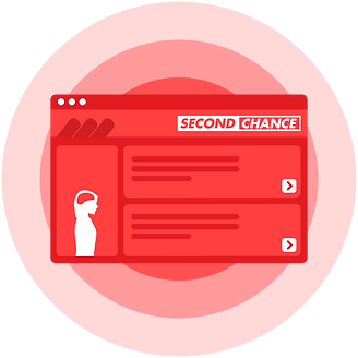Why the Second Chance blog logo