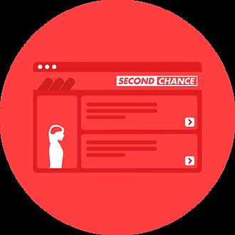 logo pourquoi le blog Second Chance
