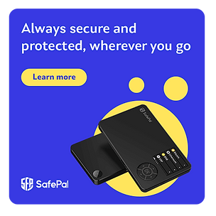 SafePal hardware wallets presented by Second Chance