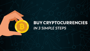 Buy Cryptocurrencies in 3 Simple Steps (2021 Guide)