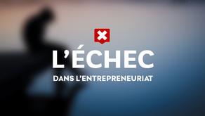 Le rôle de l'échec dans l'entrepreneuriat
