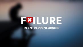 The Role of Failure in Entrepreneurship