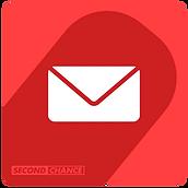 Logo newsletter le blog second chance