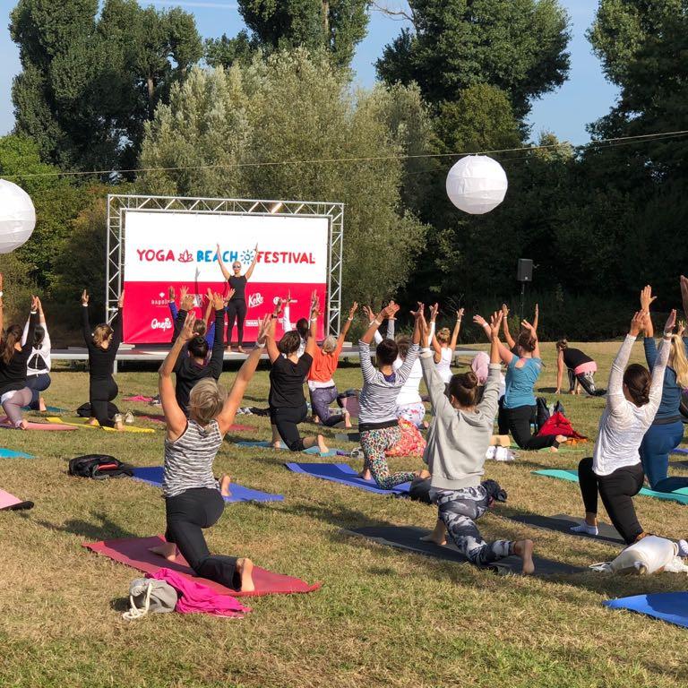 Yoga Beach Festival 14-15.08