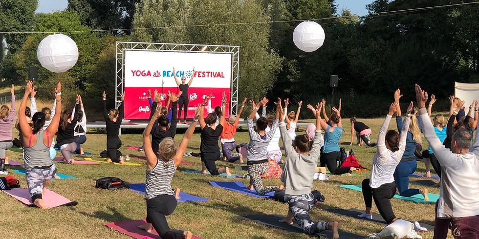 Yoga Beach Festival 12-13.06