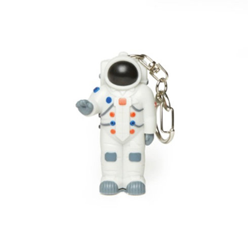 Astronaut LED Keyring