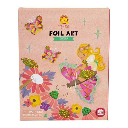 Fairy Foil Art Set