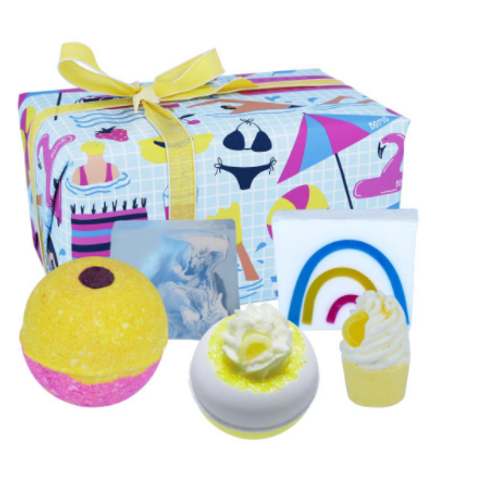 Good Vibes Bath Bomb Gift Set