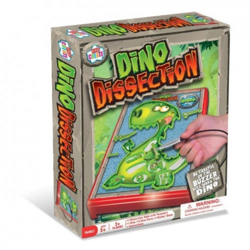 Dino Dissection