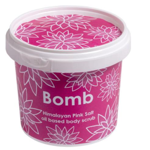 Himalayan Pink Salt Body Scrub