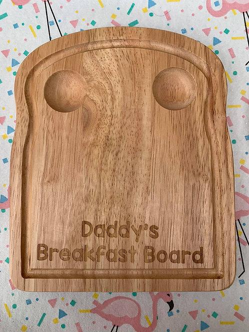 Personalised Toast Board