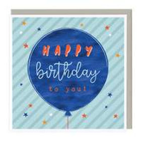 Happy Birthday to you! Balloon Card
