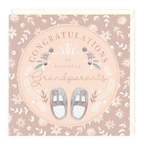 Becoming Grandparents Card
