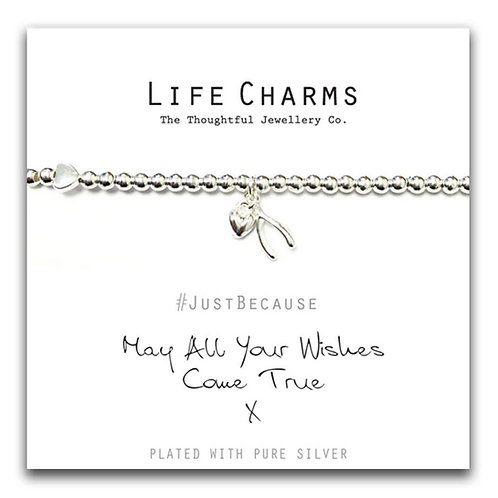 May Your Wishes Come True Bracelet