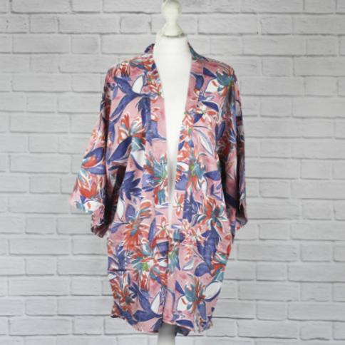 Fusako Pink Kimono