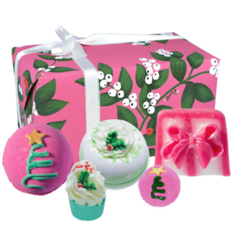 Under the Mistletoe Bath Bomb Gift Set