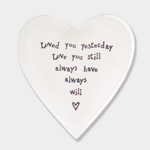 Loved you Coaster