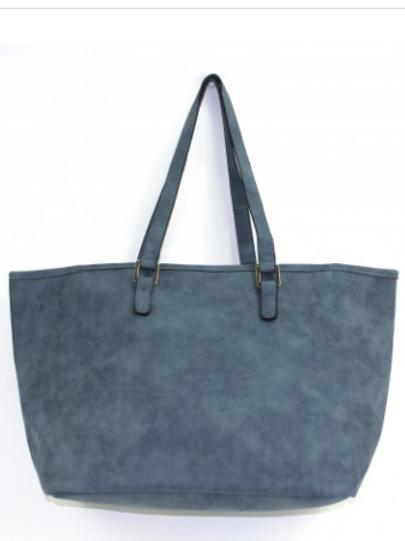 Belmont Blue Handbag