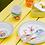 Thumbnail: Safari Bamboo Tableware Set