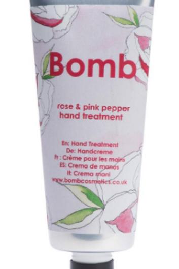 Rose & Pink Pepper Hand Treatment