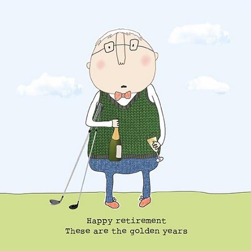 Retirement - Golden Years