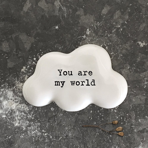 Cloud token - you are my world