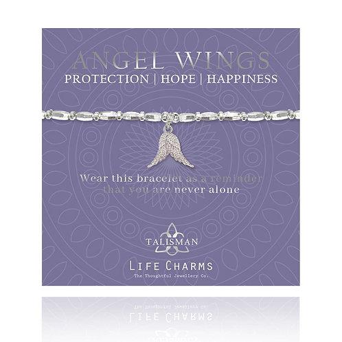 Talisman Angel Wings Bracelet
