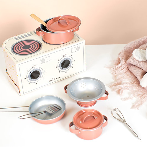 Scattered Stars Play Cooking Set