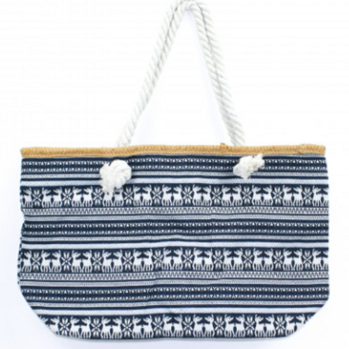 Mazzy Rope Blue Bag