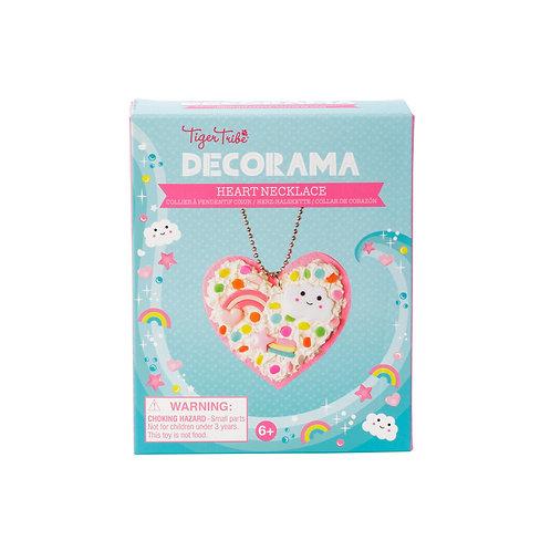 Decorama - Heart Necklace