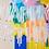 Thumbnail: Rainbow Confetti Happy Birthday Balloon Bunting