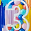 Thumbnail: Balloon Mosaic Number Stand