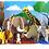 Thumbnail: Savannah Animals Playset