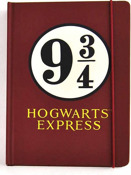 Harry Potter 9 3/4 Notebook
