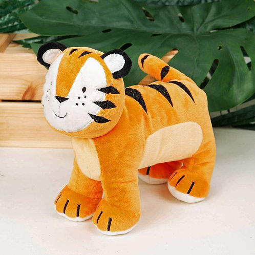 Lincoln the Tiger 21cm Plush Toy