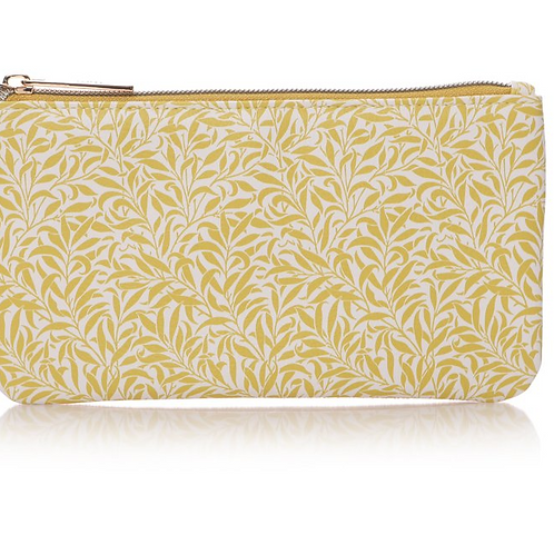 Willow Yellow Pencil Case