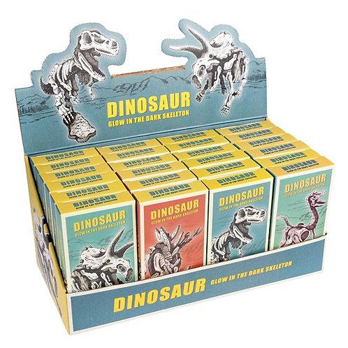 Dinosaur Build Glow in the Dark Skeleton