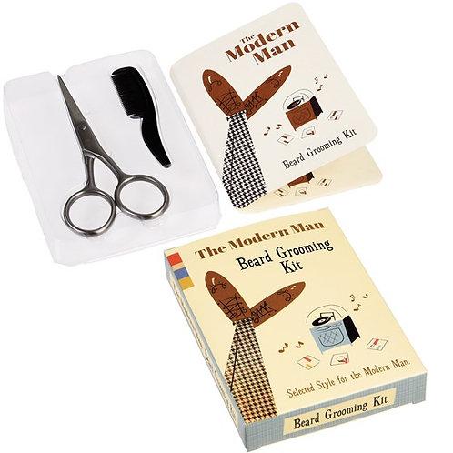 The Modern Man Beard Grooming Kit