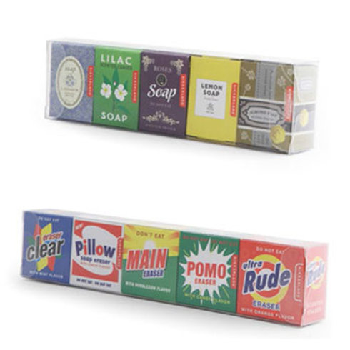 Scented Erasers Set