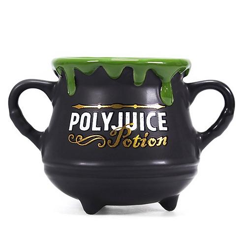 Polyjuice Potion Mug Cauldron