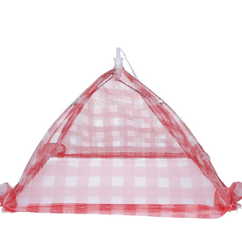 Collapsible Mesh Square Food Cover