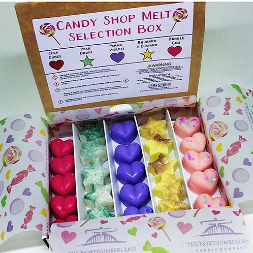 Candy Shop Wax Melt Selection Box
