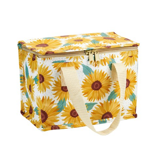 Sunflower Lunch Bag