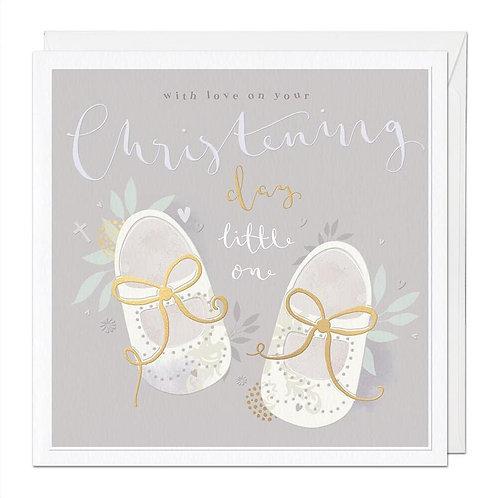 Christening Day Luxury Greeting Card