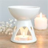 Geometric Oil Burner