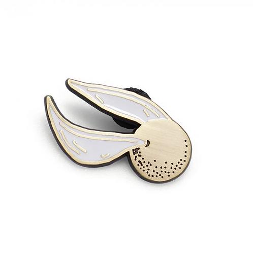 Golden Snitch Enamel Pin Badge